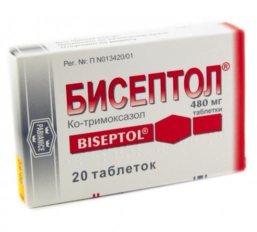 от чего таблетки бисептол инструкция по применению - фото 3